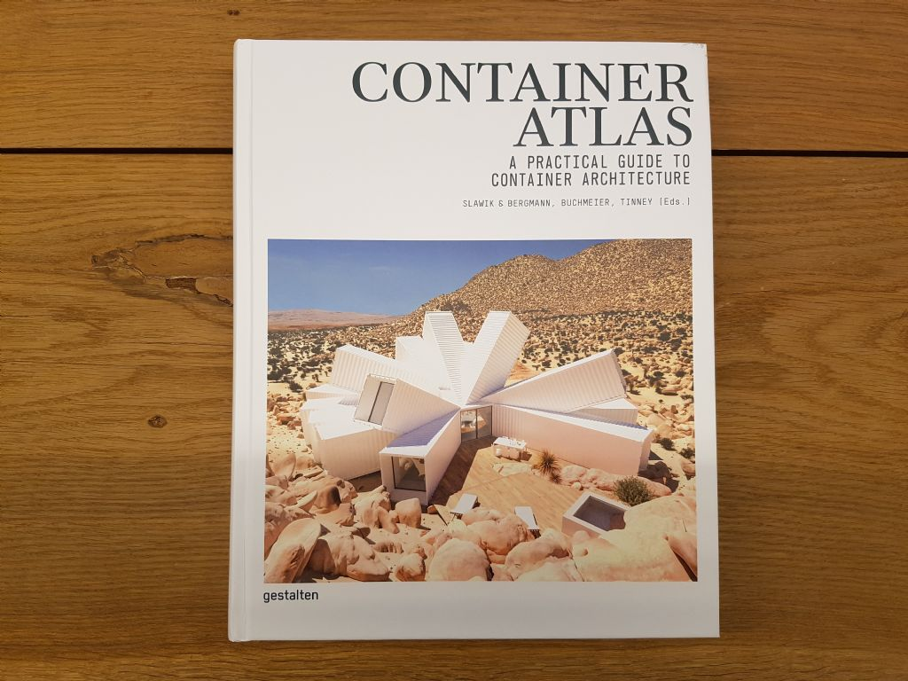 Container Atlas zet Belgen in de kijker