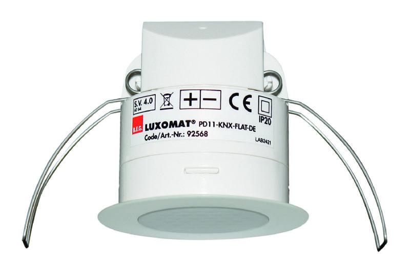 Luxomat ajoute un nouveau détecteur de présence à sa gamme