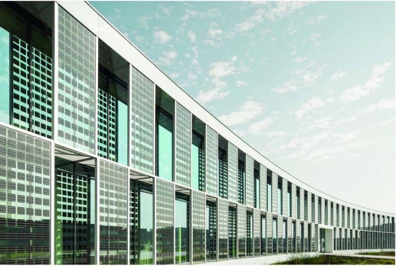AGC Technovation Centre, Assar Architects.