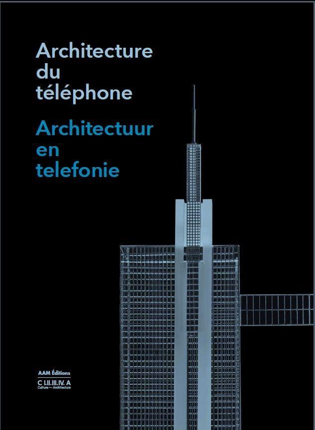 Boekentip: Marc Dubois over architectuur en telefonie