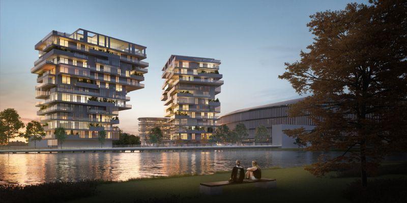 Waregems project Waterfront toont kracht van BIM