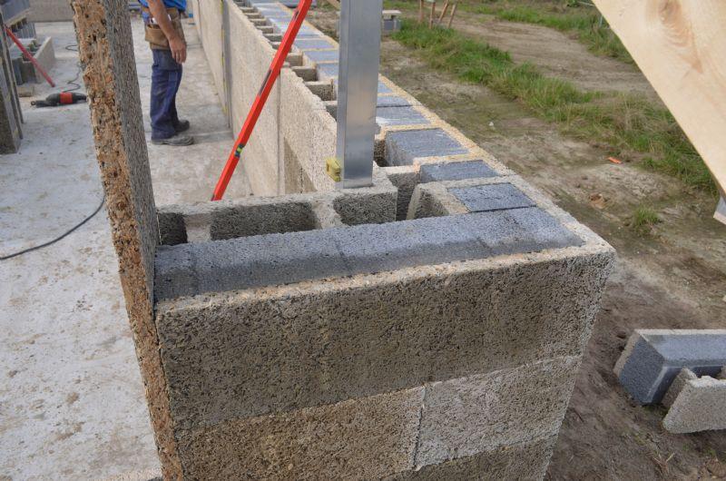 Isospan-bouwblokken worden al lange tijd gebruikt in Oostenrijk.