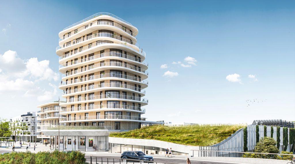 A Tubize, un nouveau quartier au croisement d'éléments durables