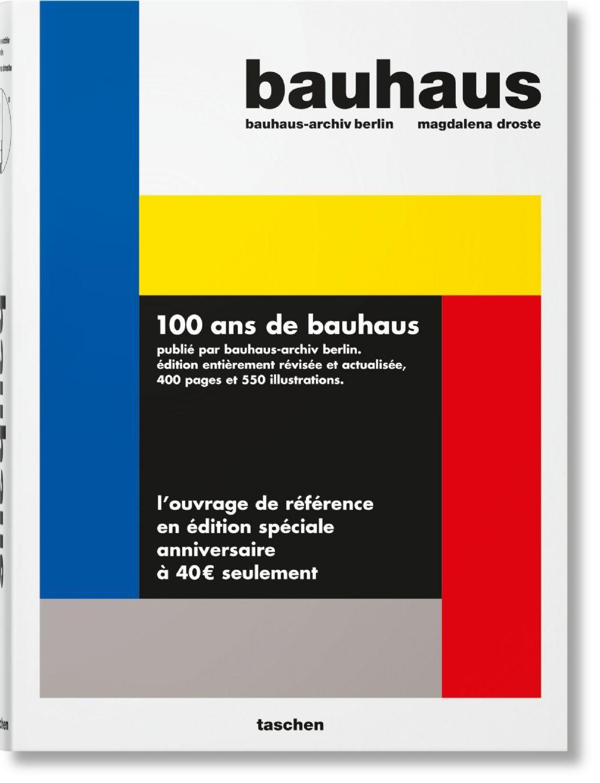 A lire : Bauhaus - Edition actualisée