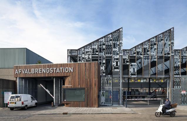 Den Haag Afvalbrengstation