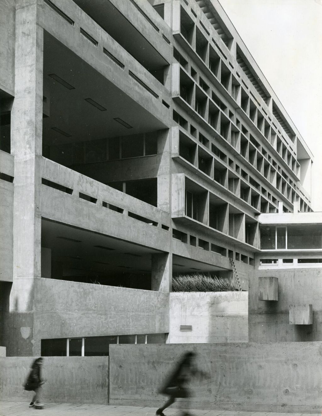 Peter Pan school in Sint-Gillis (Brussel), 1956, Léon Stynen i.s.m. P. De Meyer