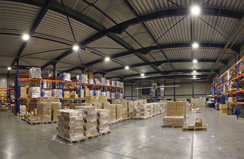 Innovatieve verlichting zorgt voor meer efficiëntie en minder ongevallen en fouten