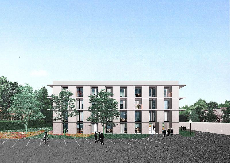 Office 164 van Office Kersten Geers David Van Severen: upgrade naar passiefbouw