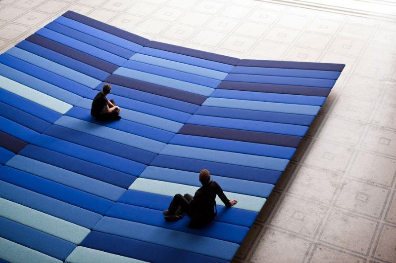 Kvadrat 'textile field'