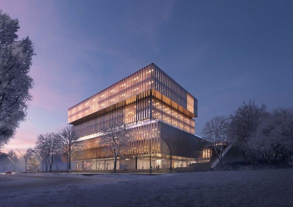 Solvay streeft naar BREEAM-certificaat voor nieuw hoofdkwartier
