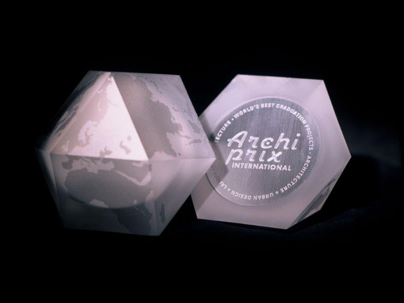 Archiprix beloont tweejaarlijks de beste afstudeerprojecten.