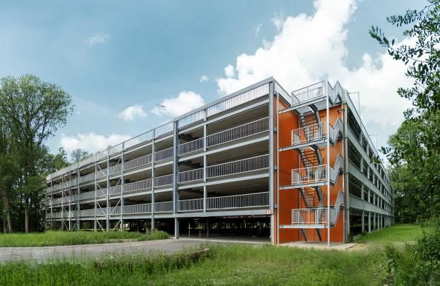 Parkeergarage Brainport Industries Campus