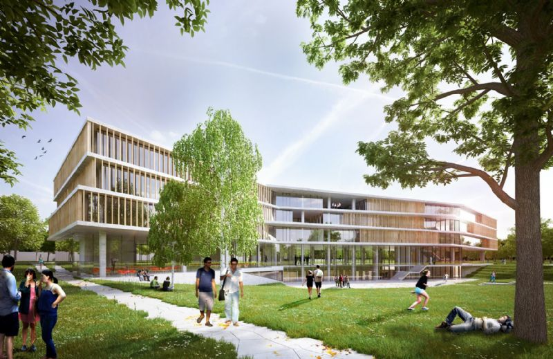 Net niet: Campus Howest Kortrijk