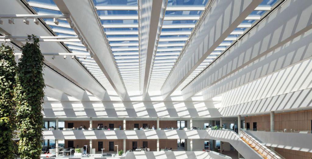 """VELUX Modulaire Lichtstraten"""" aan de haal met Archiproducts Award"""