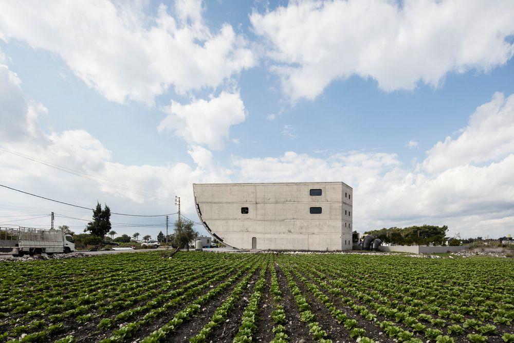 Au Liban, Domaine Public Architects remet en cause les codes existants