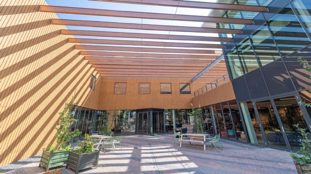 Rockpanel Woods: een natuurproduct met de mogelijkheden van hout, zonder de nadelen