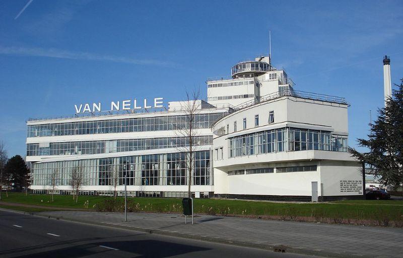Van Nelle Fabriek.