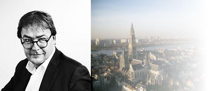 Christian Rapp wordt nieuwe stadsbouwmeester Antwerpen