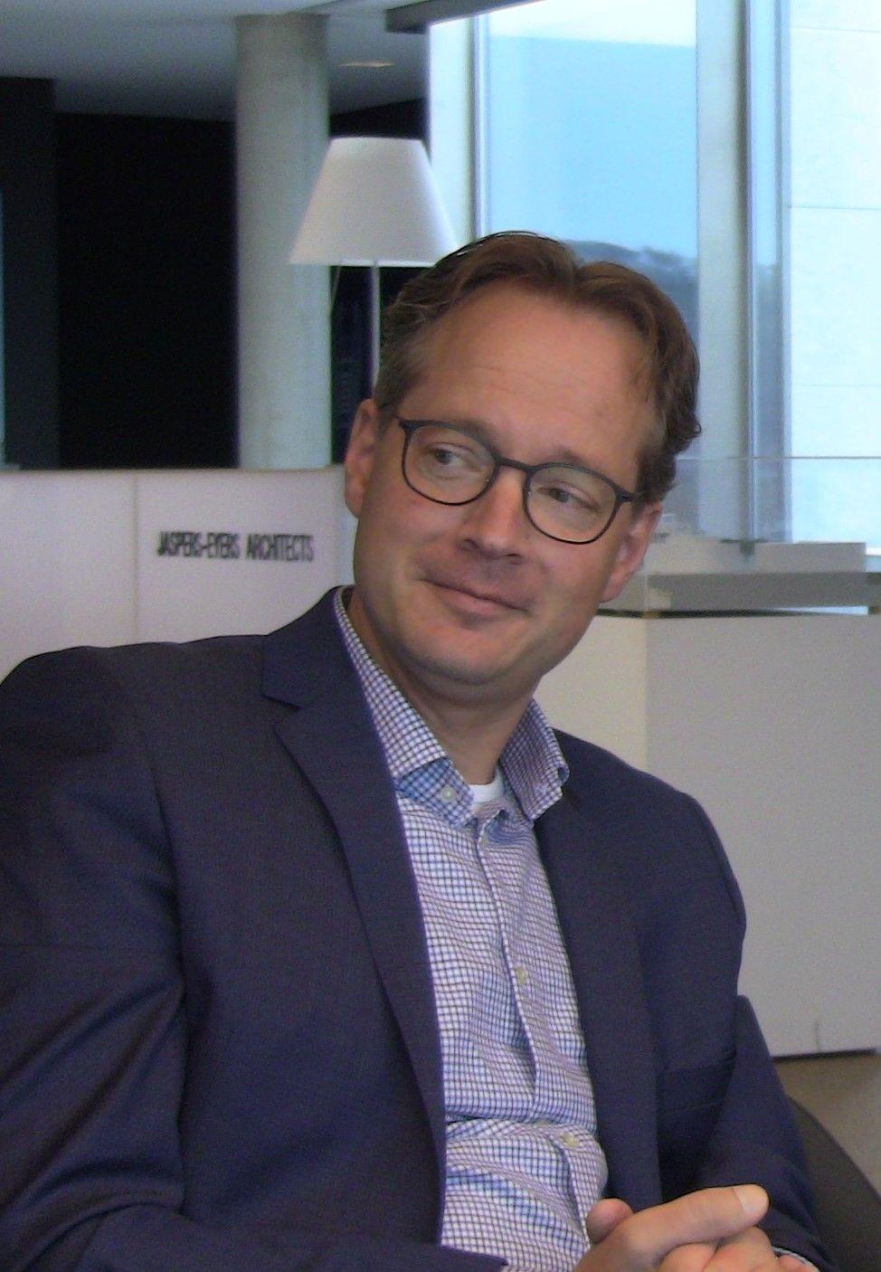Kasper Oudshoorn van Helioscreen Projects