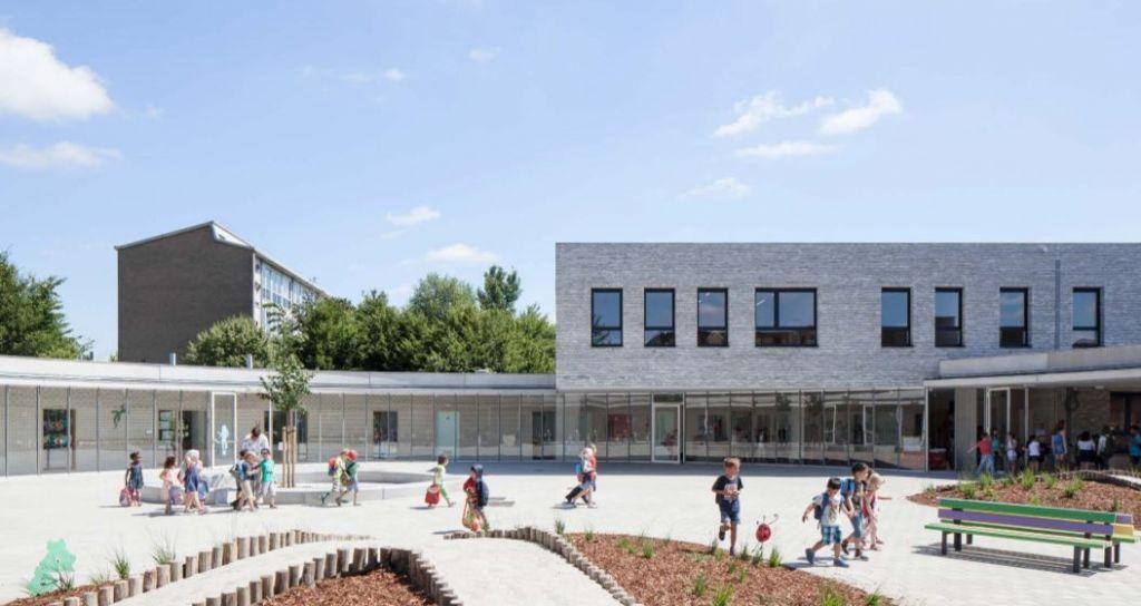 L'école Merlijn à Tongres