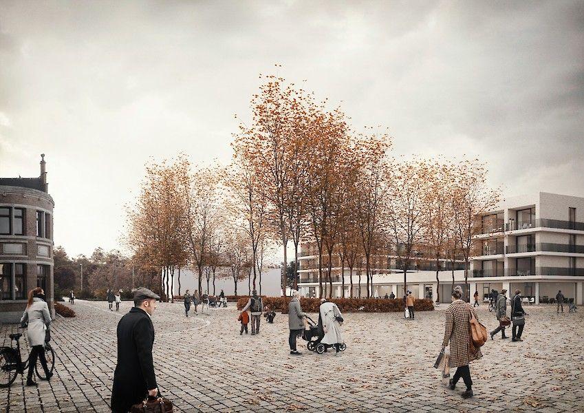 Appartementsgebouw Mechelen