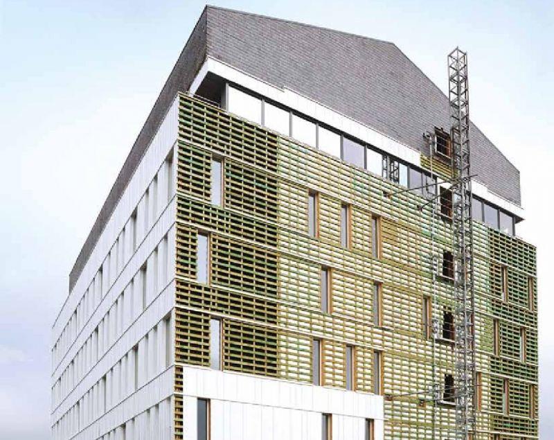 Bankkantoor omgevormd tot politiecommissariaat in Mons