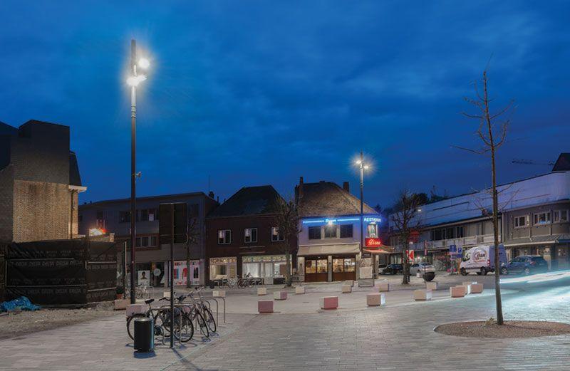 Lommel blaast binnenstad nieuw leven in