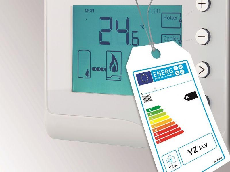 Nouvelle étiquette énergétique pour les systèmes de chauffage à partir du 26/9/2015