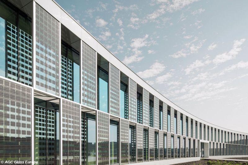 L'AGC Technovation Centre inauguré à Gosselies (Assar Architects)