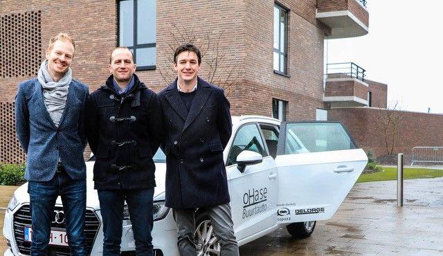 Projectontwikkelaar Jansen development introduceert 'buurtauto'