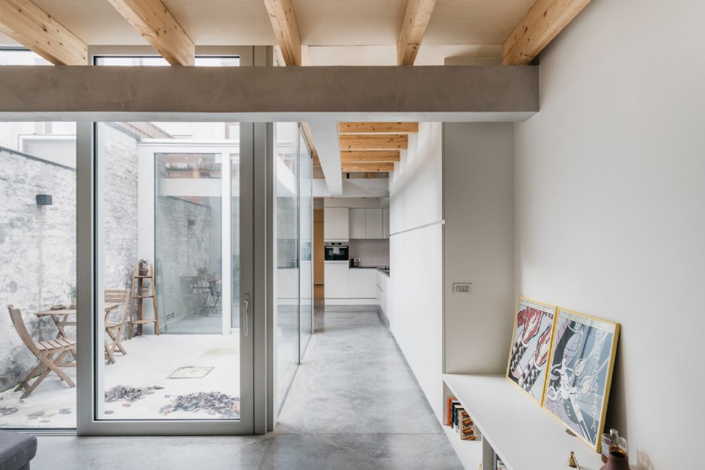 Woning Boudewijn, Atelier Fréderic Louis