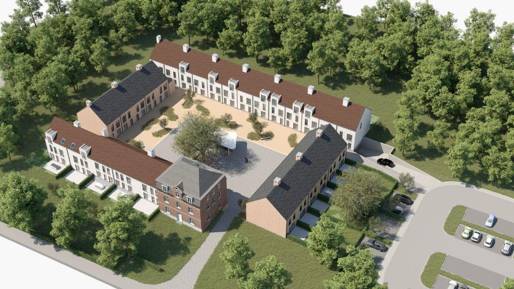 Hof Ter Smissen uit 'Thuis' ruimt plaats voor nieuwbouwproject
