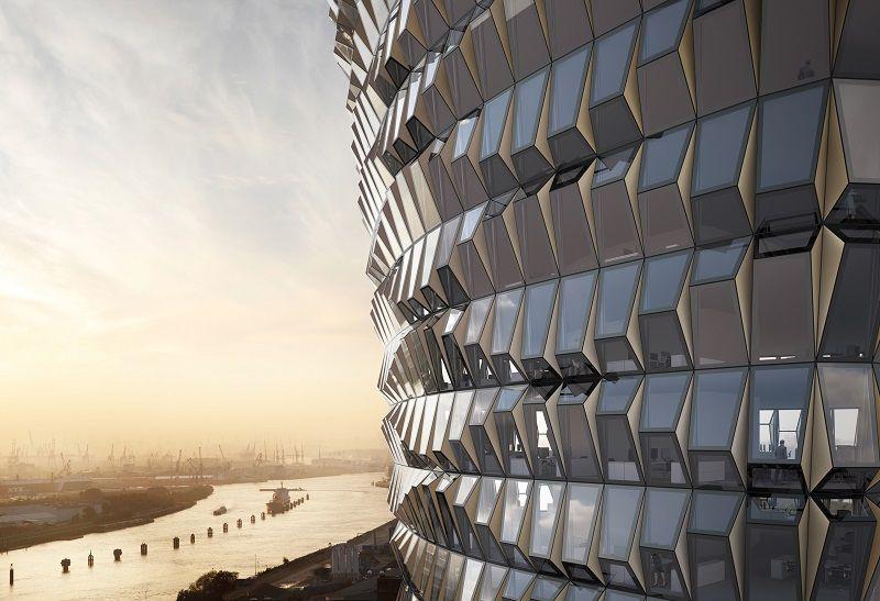 Schüco ouvre la voie vers le système de façade paramétrique