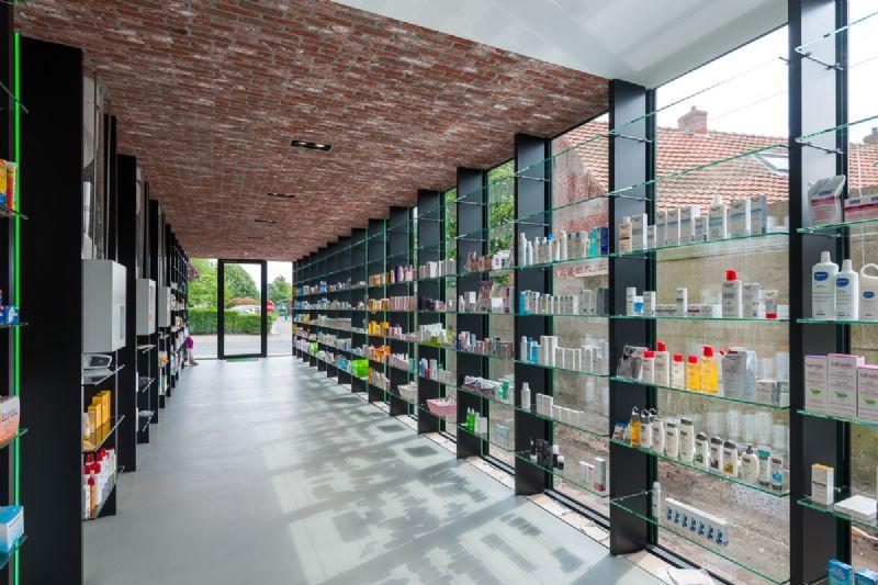 Sculp[IT] architecten ontwerpt de apotheek van de toekomst