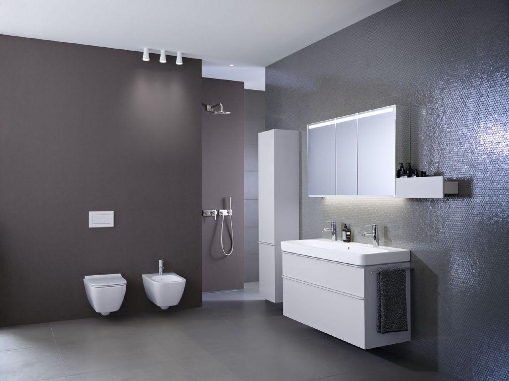 La série pour salles de bains Smyle de Geberit fait peau neuve