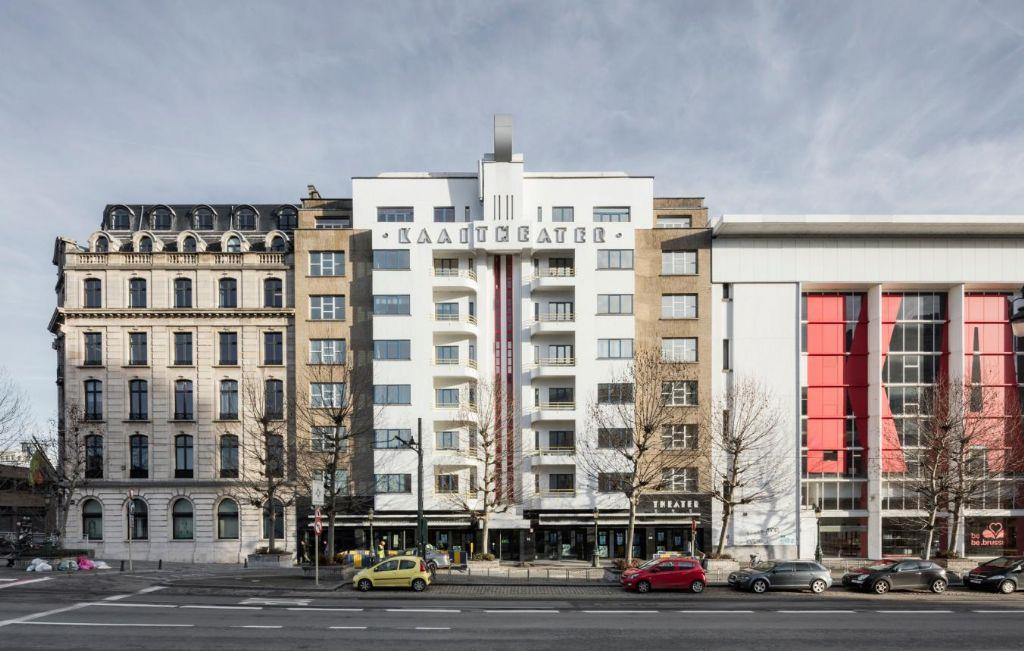 Vijf architectenteams wedijveren voor make-over Kaaitheater