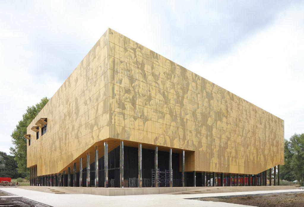 BBA Art Integration: eervolle vermelding voor Gebouw O Universiteit Antwerpen