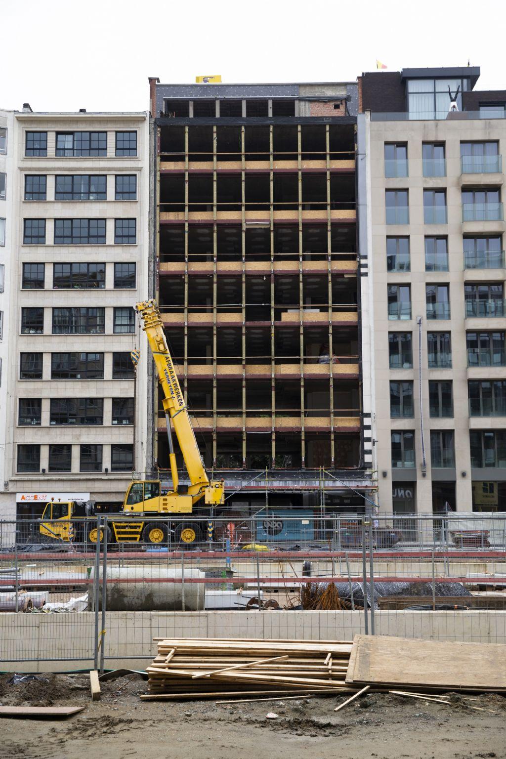Prestigieuze transformatie voor voormalig kantoorgebouw