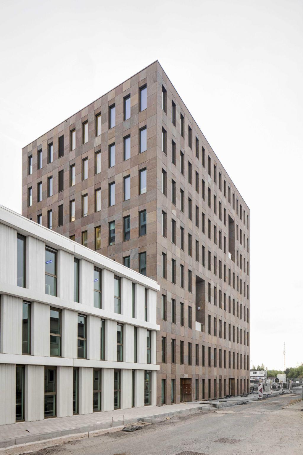 Kantoorgebouw Brugge.