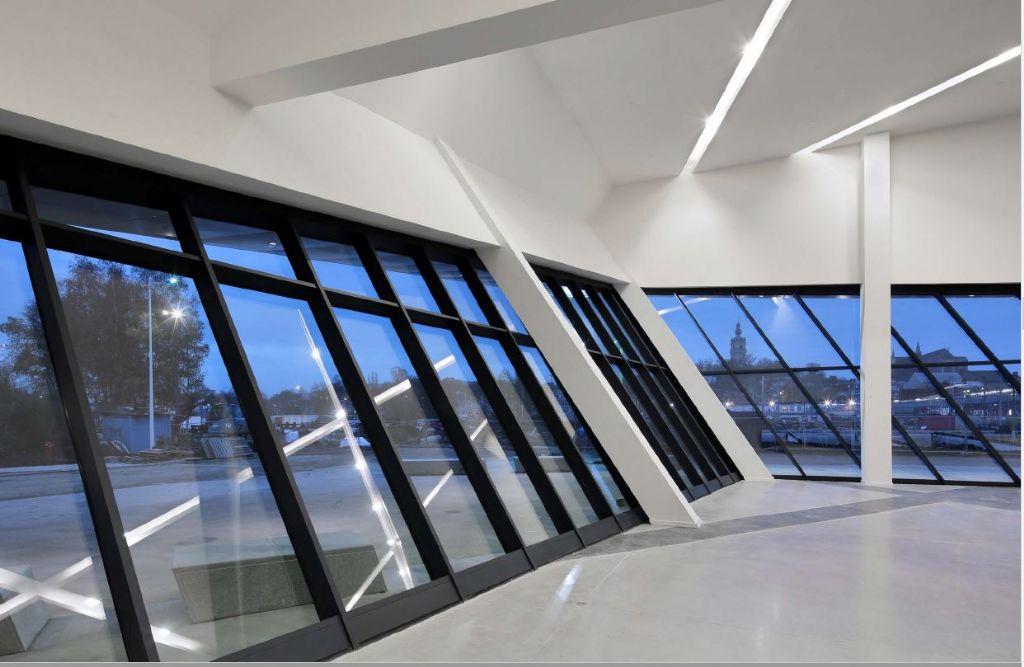 Congrescentrum MICX is een icoon voor de toekomst