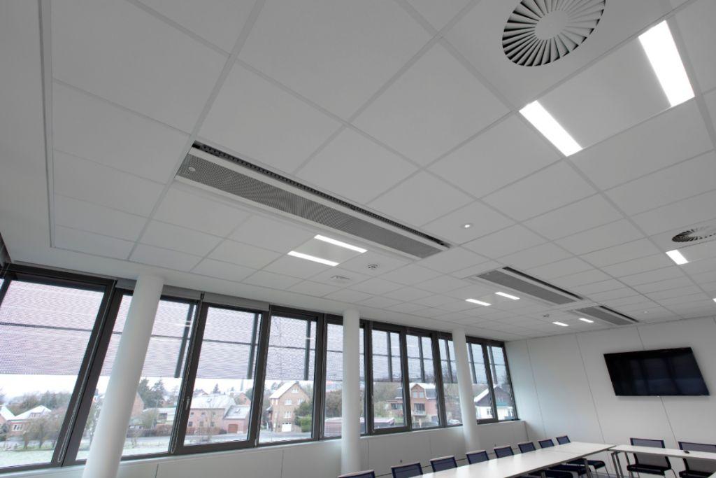 Salle de réunion (plafond)