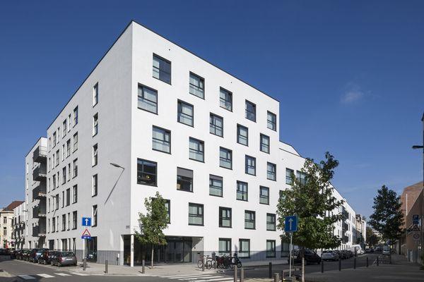 Antwerps bouwproject Goed Arthur opgeleverd