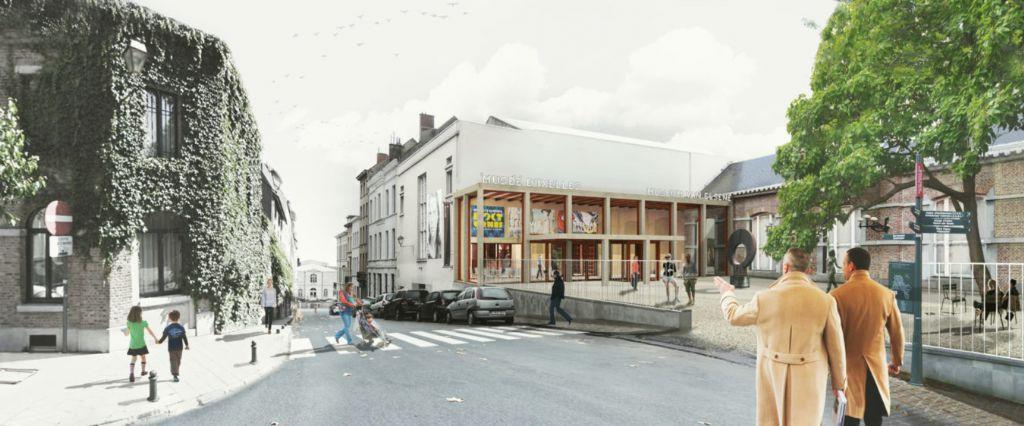 Rénovation en vue pour le musée d'Ixelles