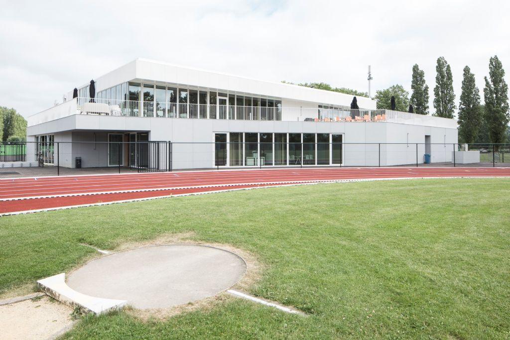 Sportaccommodatiecentrum Aartselaar ademt liefde voor de sport
