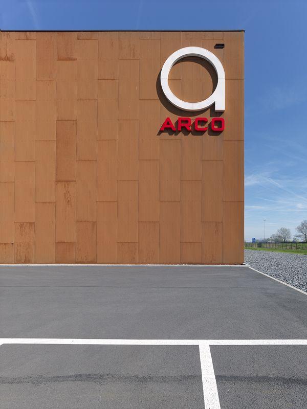Bedrijfsgebouw ARCO Lokeren