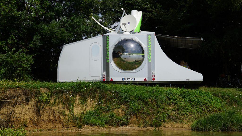 sCarabane van Green Cat Technologies