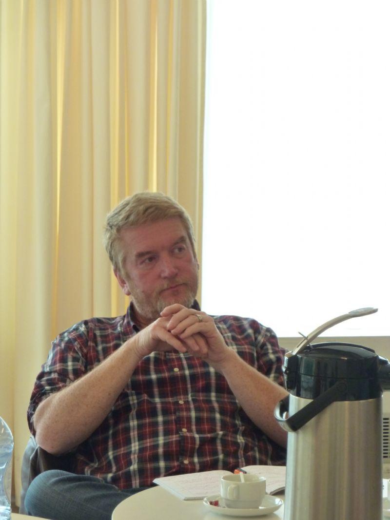 Paul Vandenbussche, TEEMA architecten.