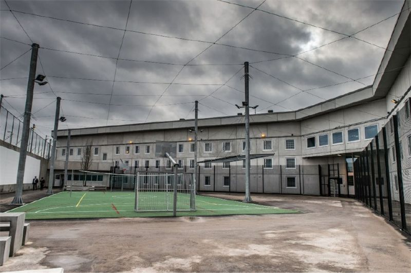 Gevangenis Beveren opent haar deuren