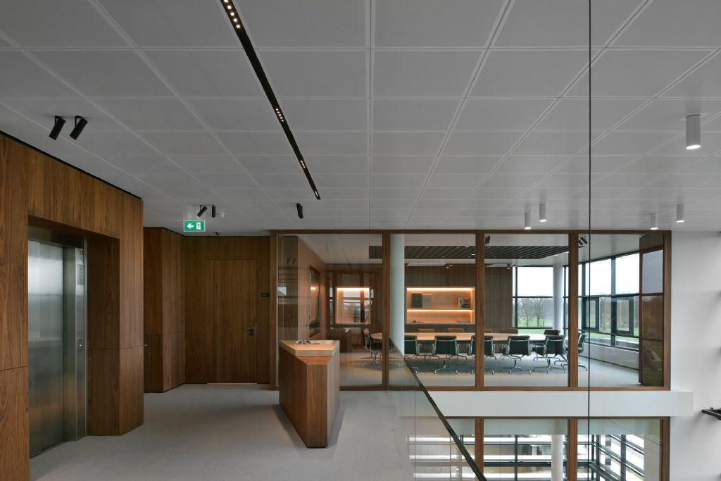 Alles-in-één koelplafond voor het ideale binnenklimaat