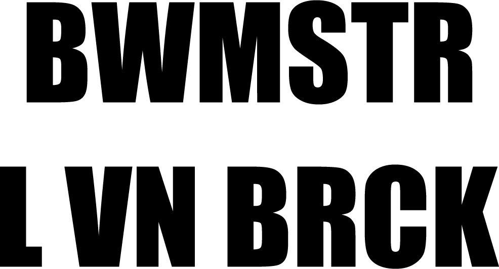 2017, het jaar van BWMSTR Leo Van Broeck